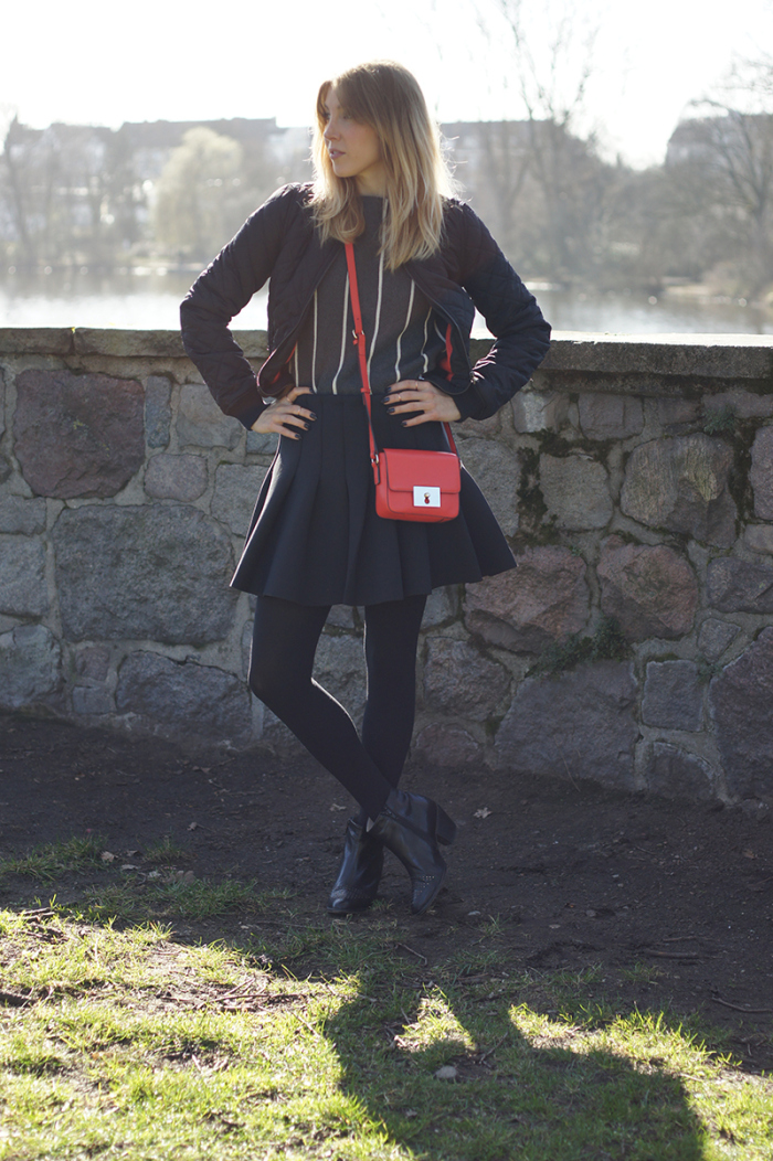 Outfit-Post: Scuba Rock