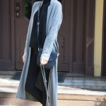 Outfit-Post: Long Cardigan
