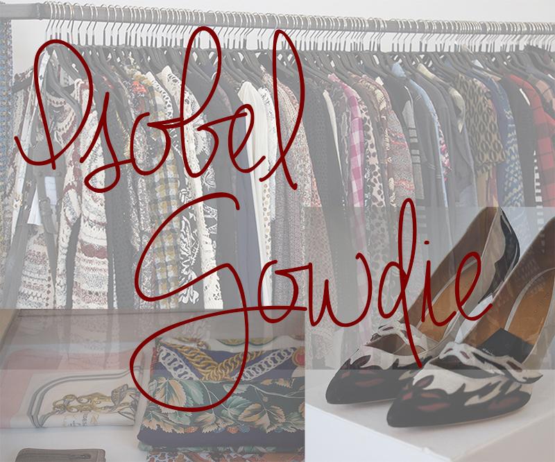 ISOBEL GOWDIE // FUNDSTÜCK IN BERLIN