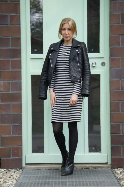 Outfit-Post: Kleid von Bruuns Bazaar BZR