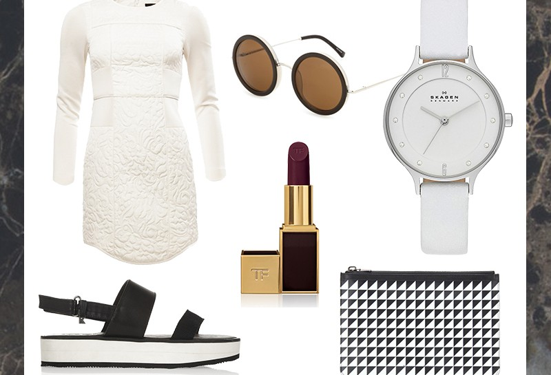 modern white Trend