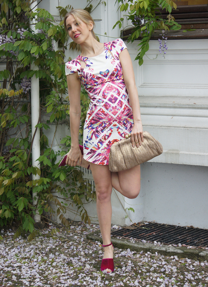 OUTFIT-POST: FARBCLASH BEIM STANDESAMT