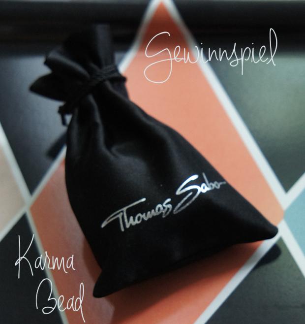 GEWINNSPIEL // THOMAS SABO KARMA BEAD